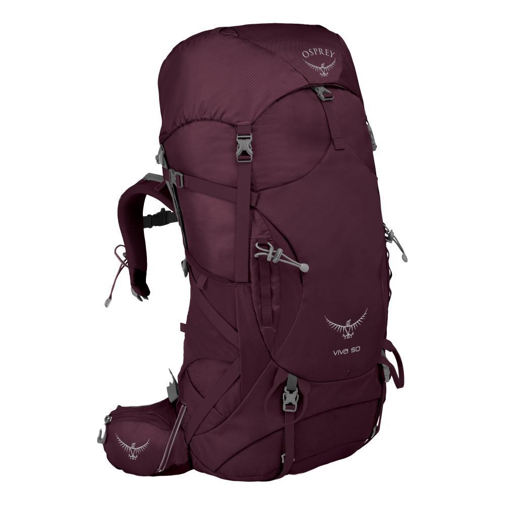 Osprey Women's Viva 50 Pack TITAN_RED