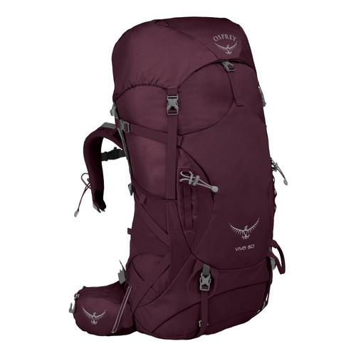 Osprey Women's Viva 50 Pack Titan_red