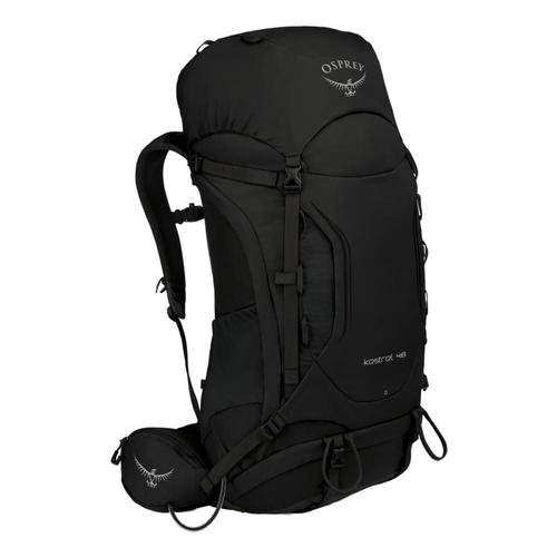 Osprey Kestrel 48 Pack - Small/Medium Black
