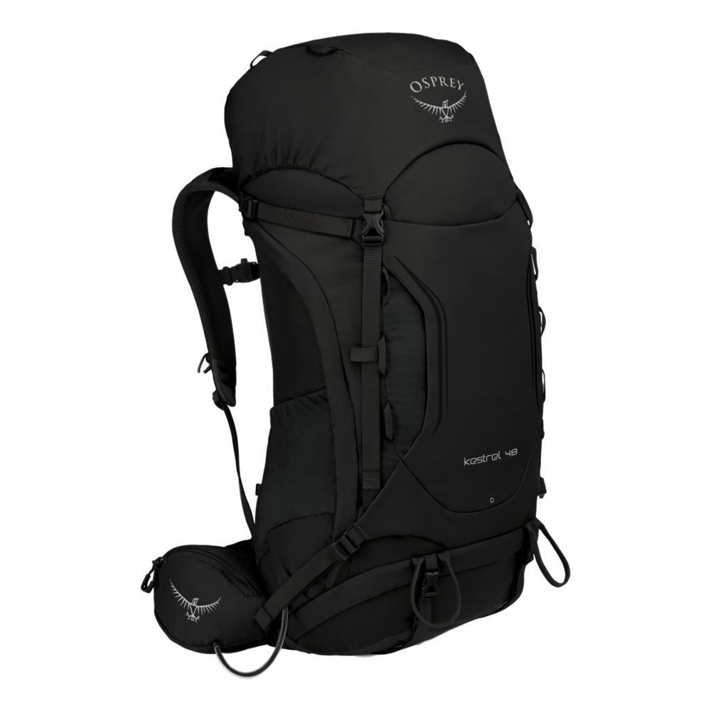 Osprey Kestrel 48 Pack - Medium/Large BLACK