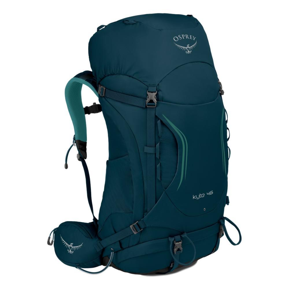 Osprey Women's Kyte 46 Pack - Extra Small/Small ICELAKE_GRN