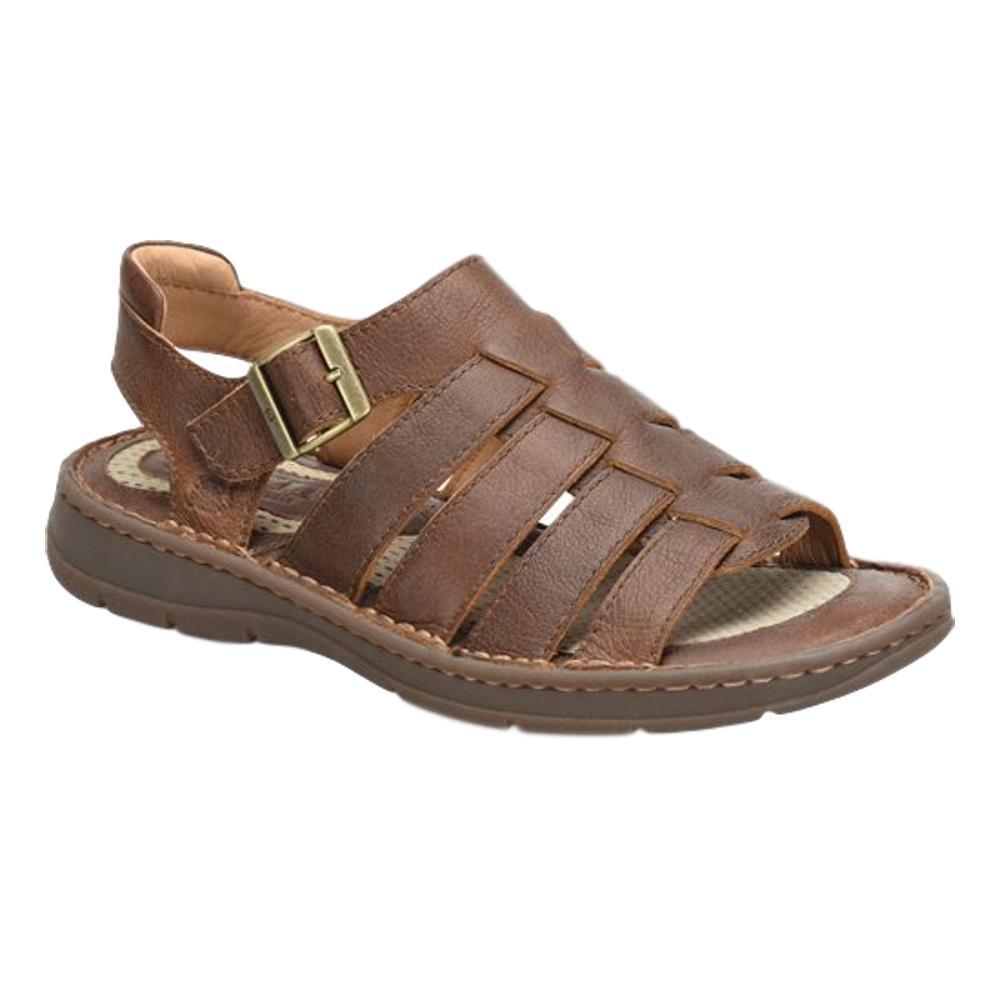 Born Men's Wichita Sandals TAN