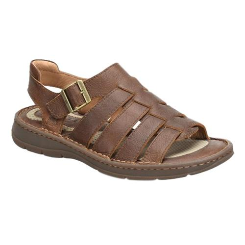 Born Men's Wichita Sandals Tan