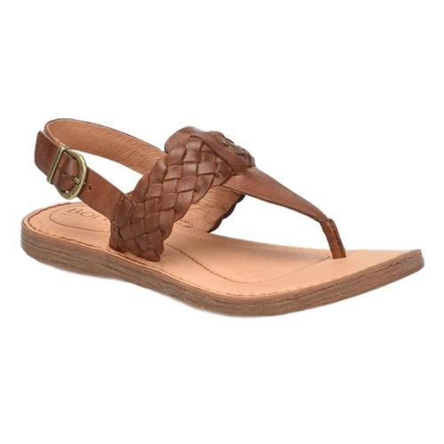 Born Women's Sumter Sandals Tan
