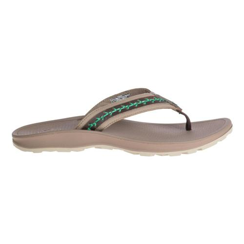 Chaco Women's Playa Pro Leather Sandals Tan