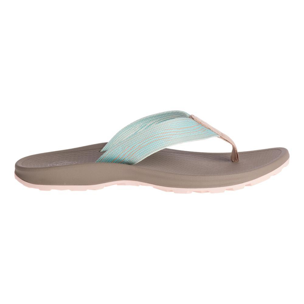 Chaco Women's Playa Pro Web Sandals RVRBAQUA