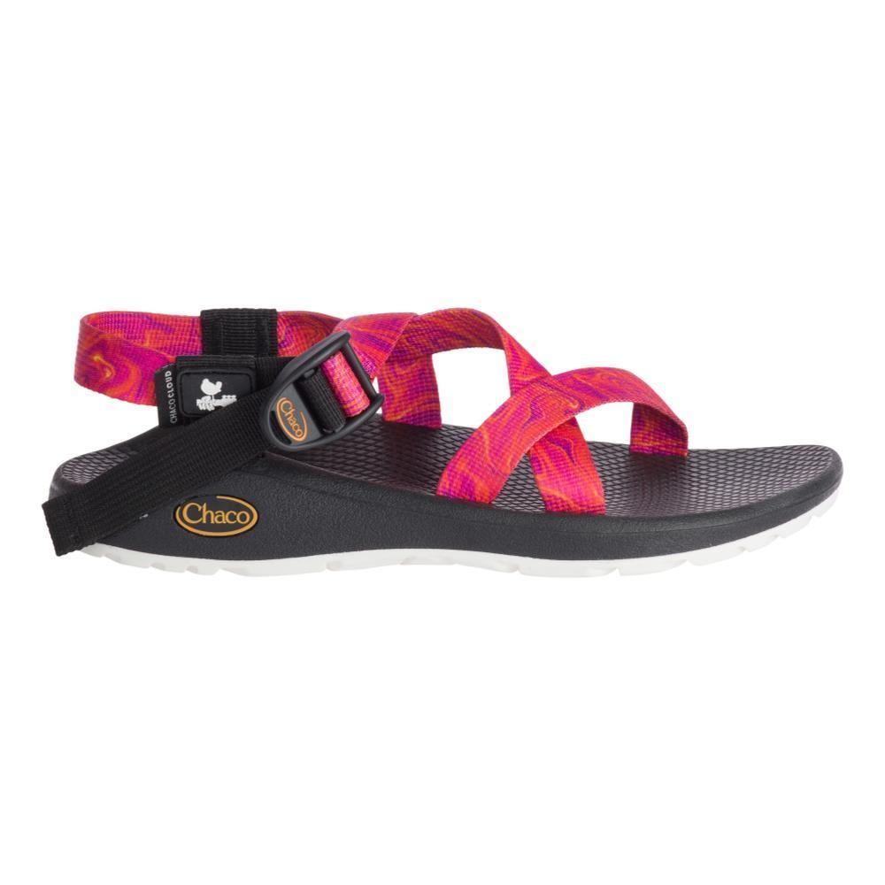 Chaco Women's Z/Cloud Sandals ASCNDPINK