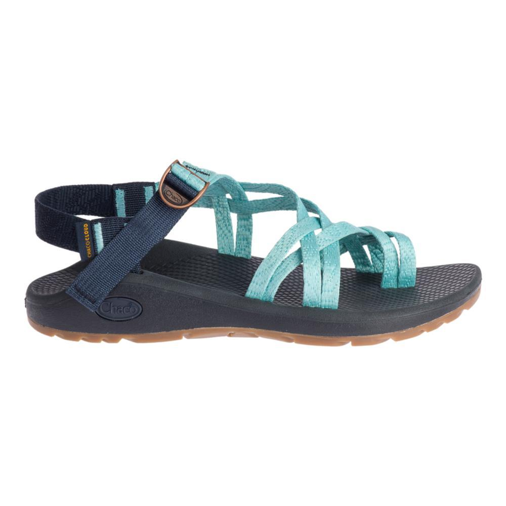 Chaco Women's Z/Cloud X2 Sandals AQUA