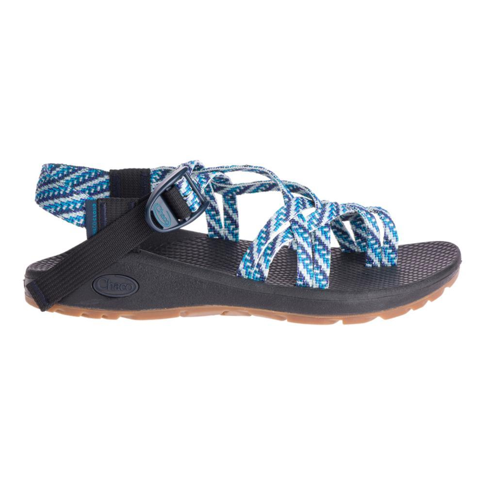 Chaco Women's Z/Cloud X2 Wide Width Sandals PIVNAVY