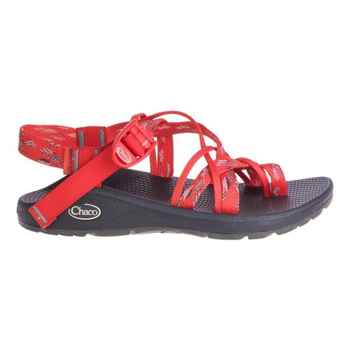 Chaco Women's Z/Cloud X2 Remix Sandals Plcgrendn