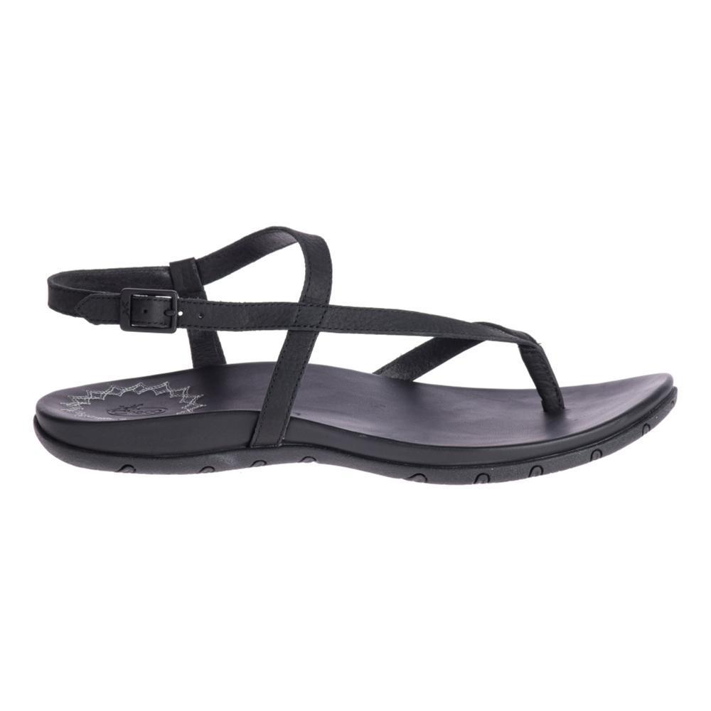 Chaco Women's Rowan Sandals BLACK