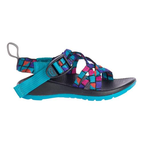 Chaco Kids ZX/1 EcoTread Sandals Brkteal