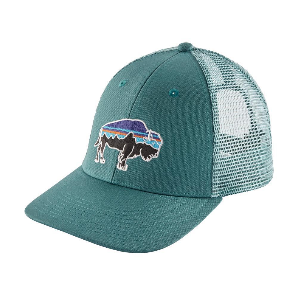 Patagonia Fitz Roy Bison LoPro Trucker Hat TATE