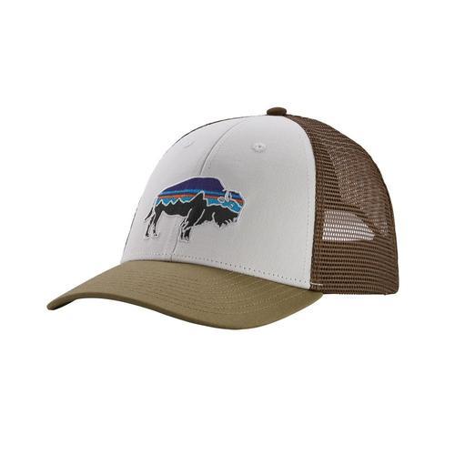 Patagonia Fitz Roy Bison LoPro Trucker Hat Whsk