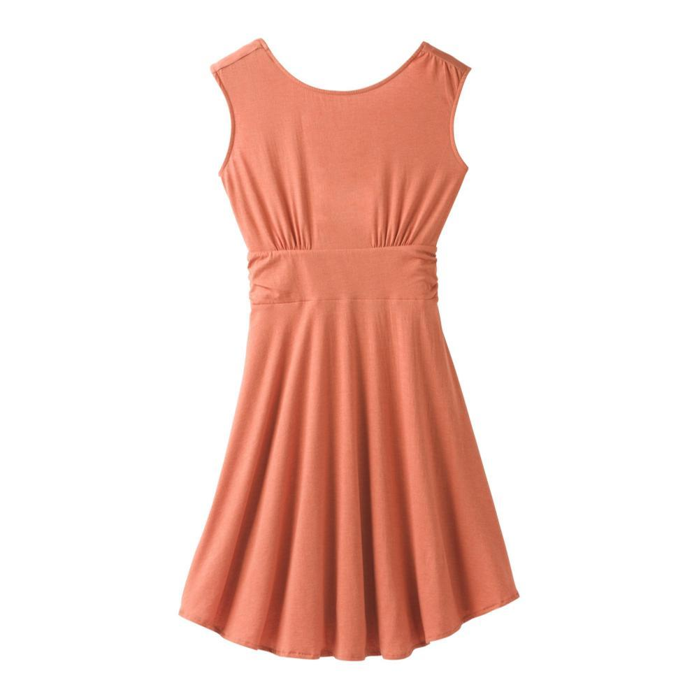 prAna Women's Jola Dress TERRACOTTA