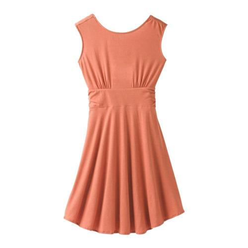 prAna Women's Jola Dress Terracotta