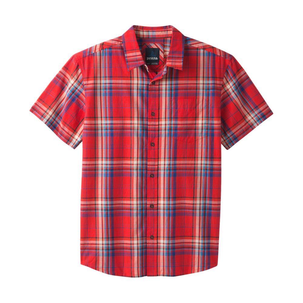 prAna Men's Benton Shirt CAMPFIRE