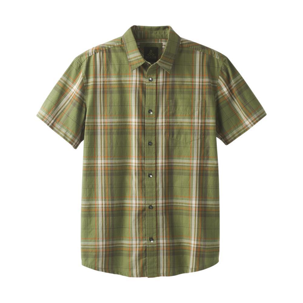 prAna Men's Benton Shirt GREEN