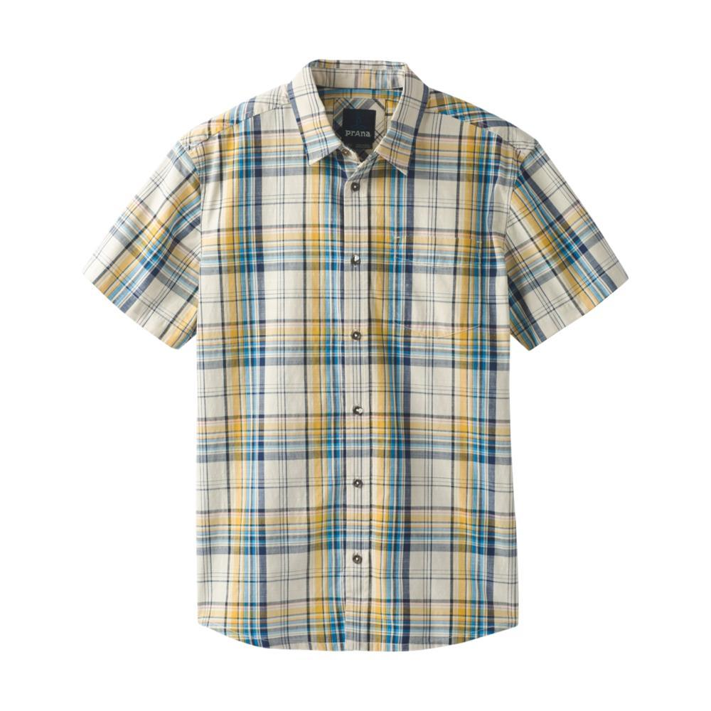 prAna Men's Benton Shirt STONE