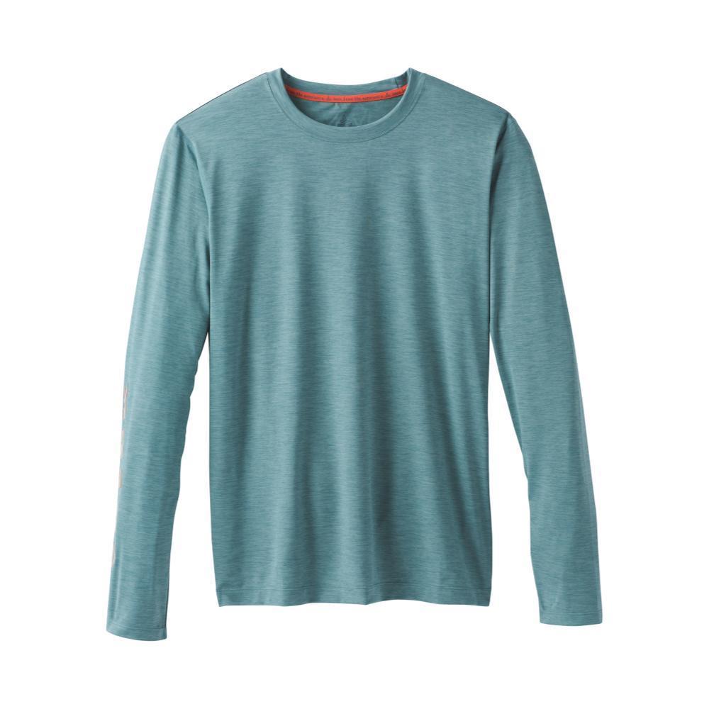 prAna Men's Calder Long Sleeve Shirt ALOE