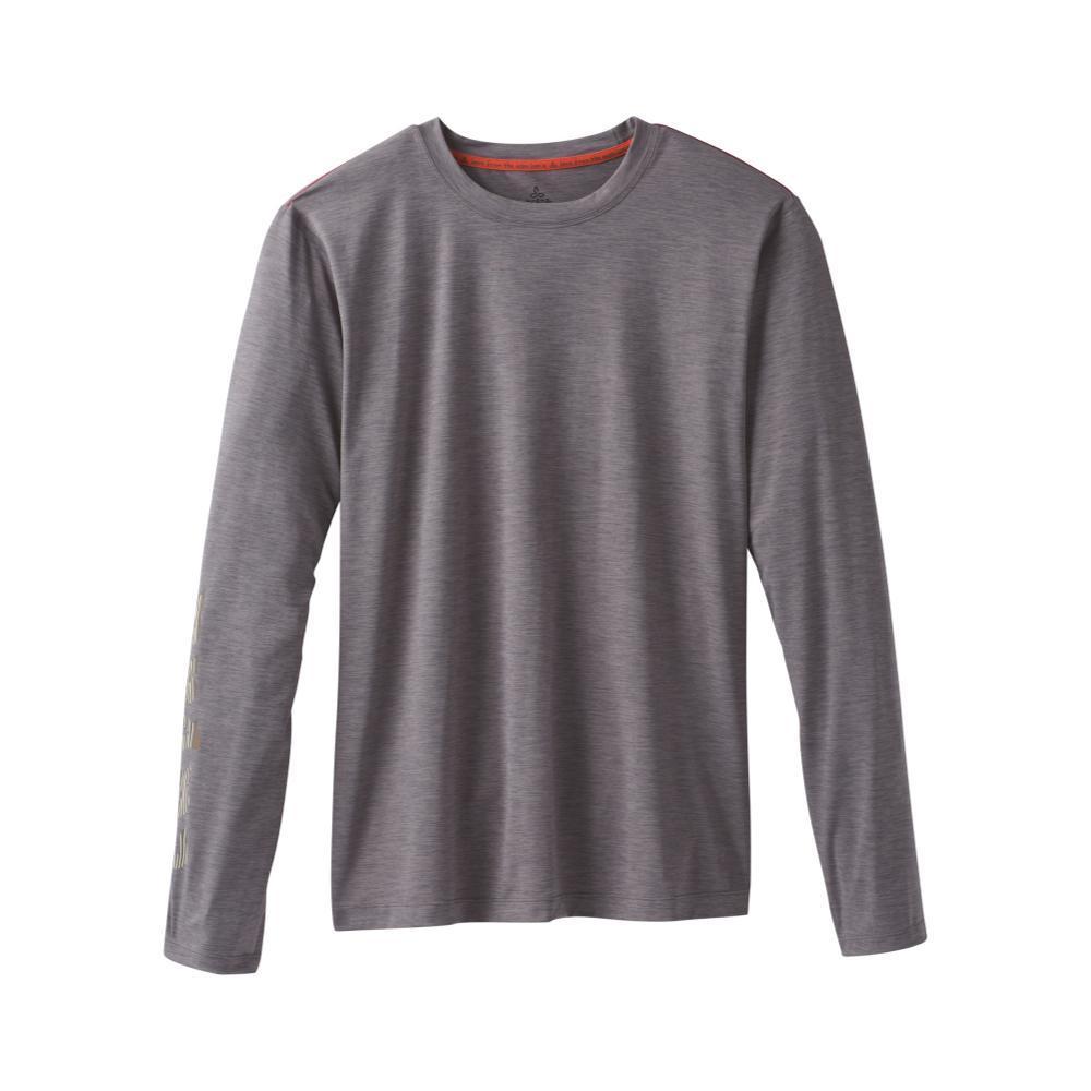 prAna Men's Calder Long Sleeve Shirt GRAVEL