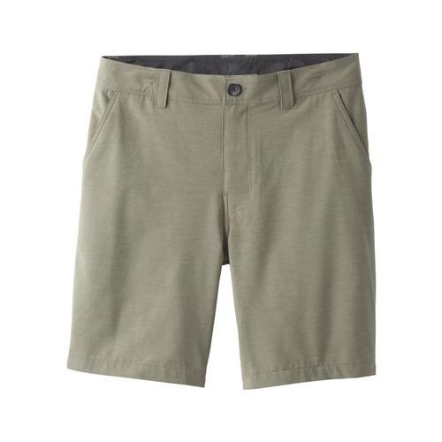 prAna Men's Rotham Shorts Cargogrn