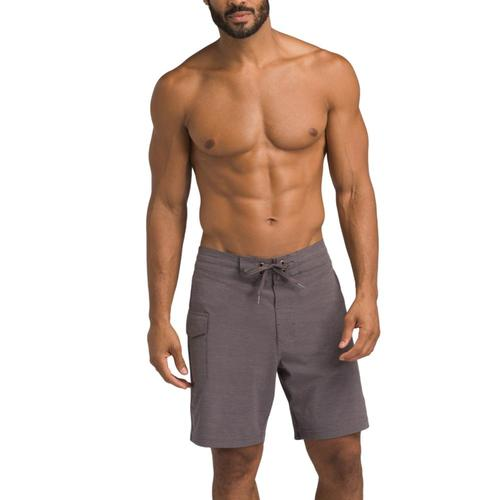 prAna Men's Sander Boardshorts Granite