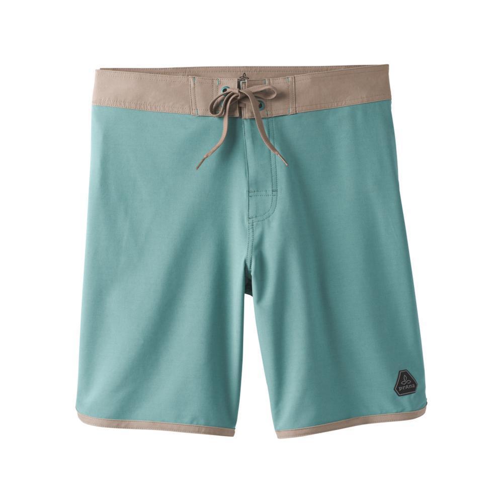 prAna Men's High Seas Boardshorts ALOE