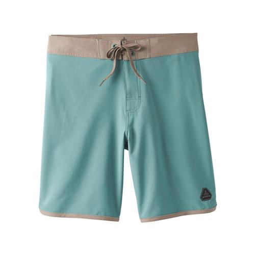 prAna Men's High Seas Boardshorts Aloe