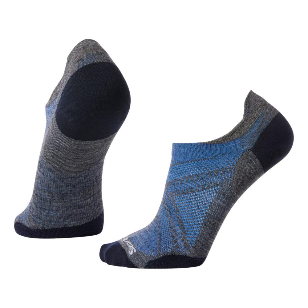Smartwool Men's PhD Run Ultra Light Micro Socks MDGRAY_052