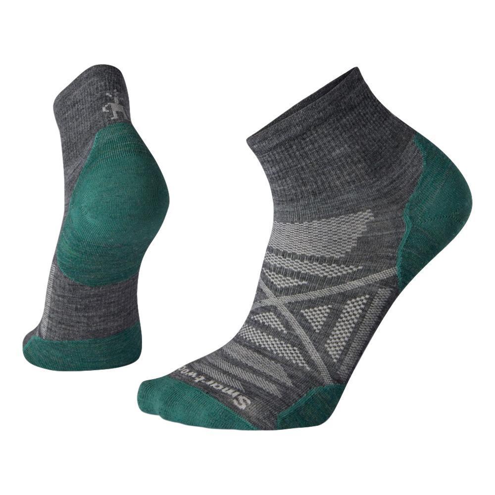 Smartwool Men's PhD Outdoor Ultra Light Mini Socks MDGREY_052