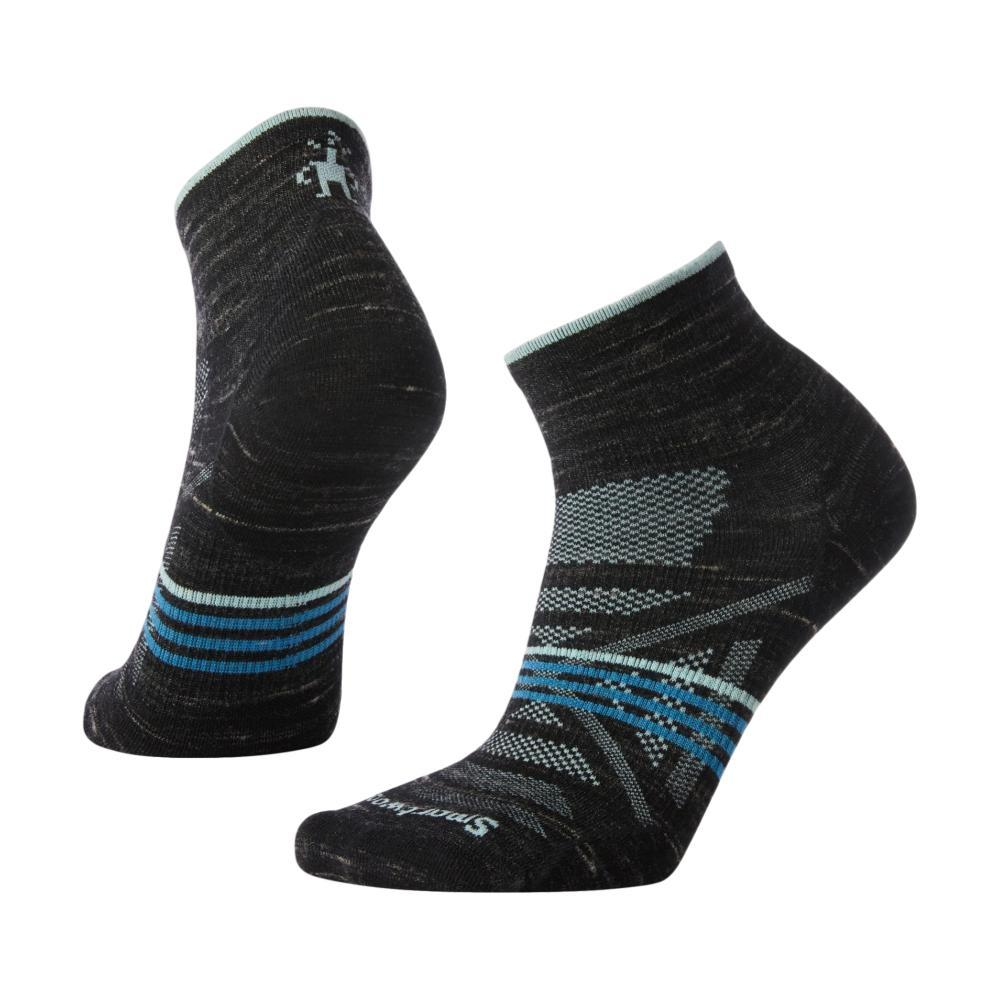 Smartwool Women's PhD Outdoor Ultra Light Mini Socks BLKHTH_A52