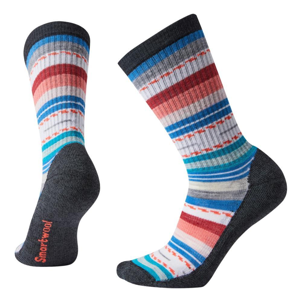 Smartwool Women's Hike Light Margarita Crew Socks BLACKM_857