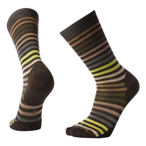 Smartwool Men's Spruce Street Crew Socks Chstnt_207