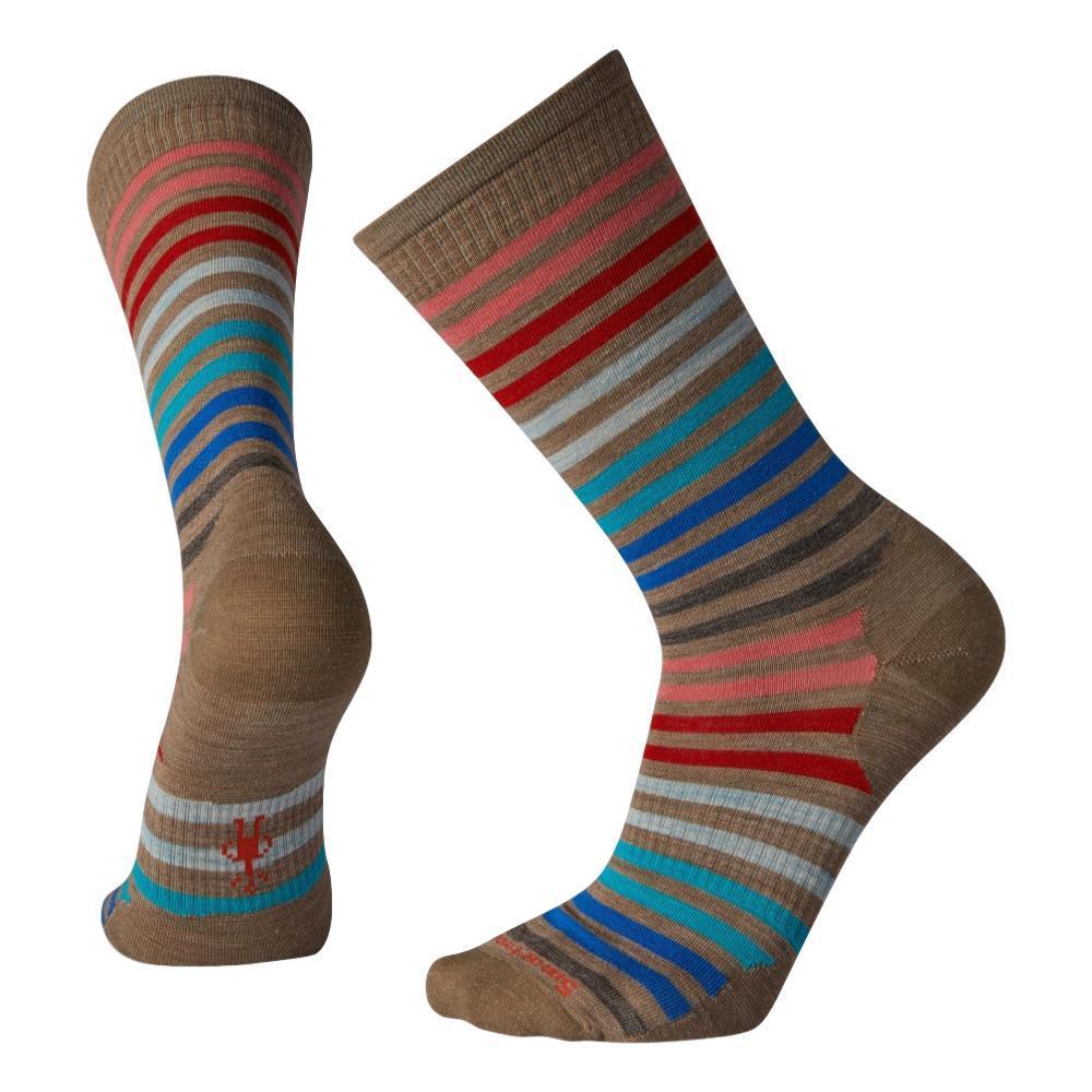 Smartwool Men's Spruce Street Crew Socks FOSSIL_880