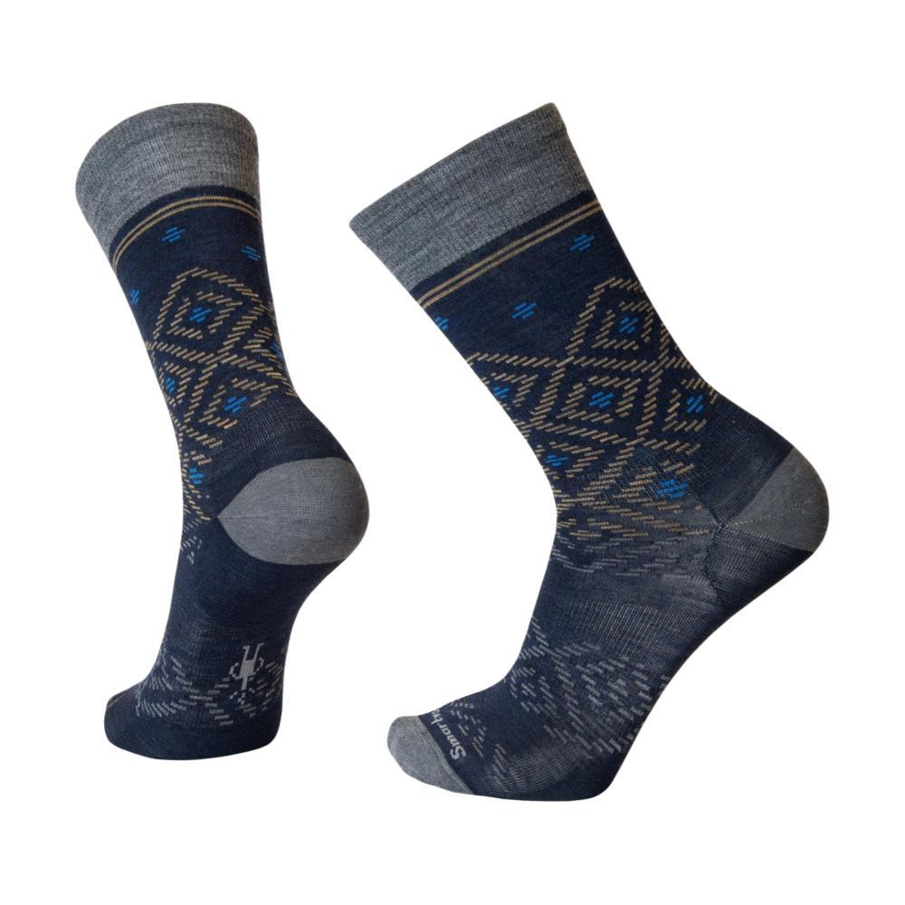 Smartwool Men's Kenny Creek Crew Socks DPNAVY_092