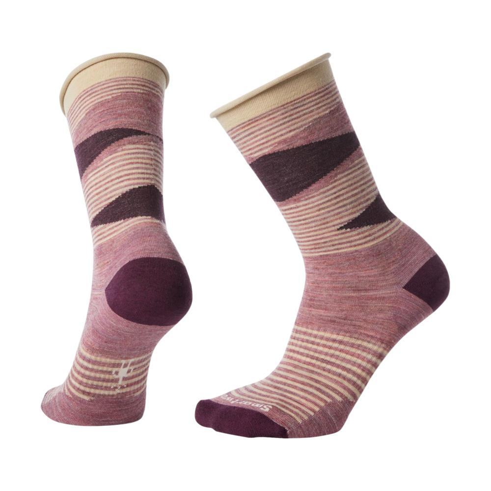Smartwool Women's First Mate Non-Binding Crew Socks NSROSE_A32
