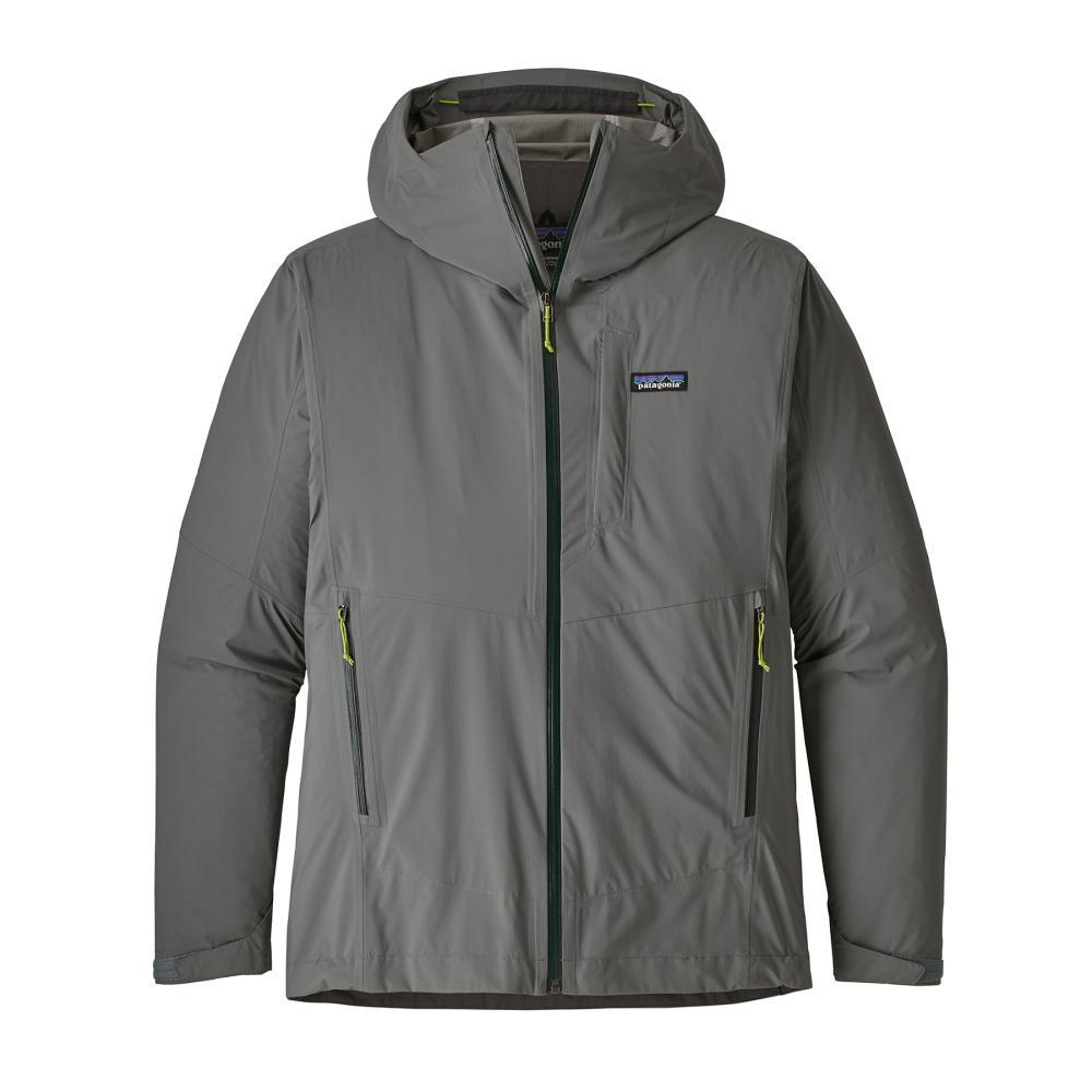 Patagonia Men's Stretch Rainshadow Jacket CAGR_GREY