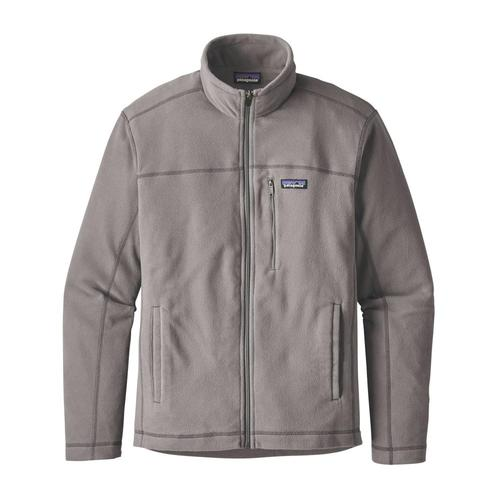 Patagonia Men's Micro D Jacket Fea_gry