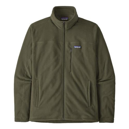 Patagonia Men's Micro D Jacket Green_bsng