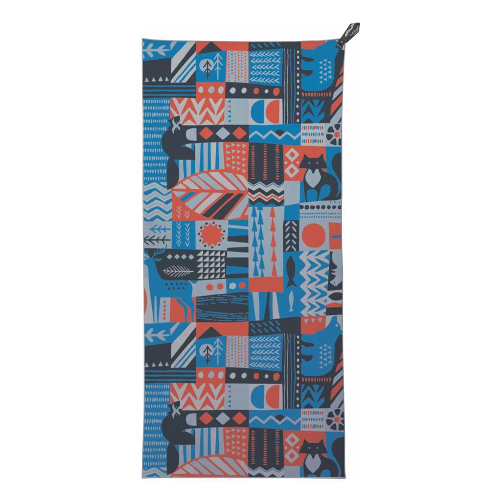 PackTowel Personal Body Towel WOODLAND_WILDS