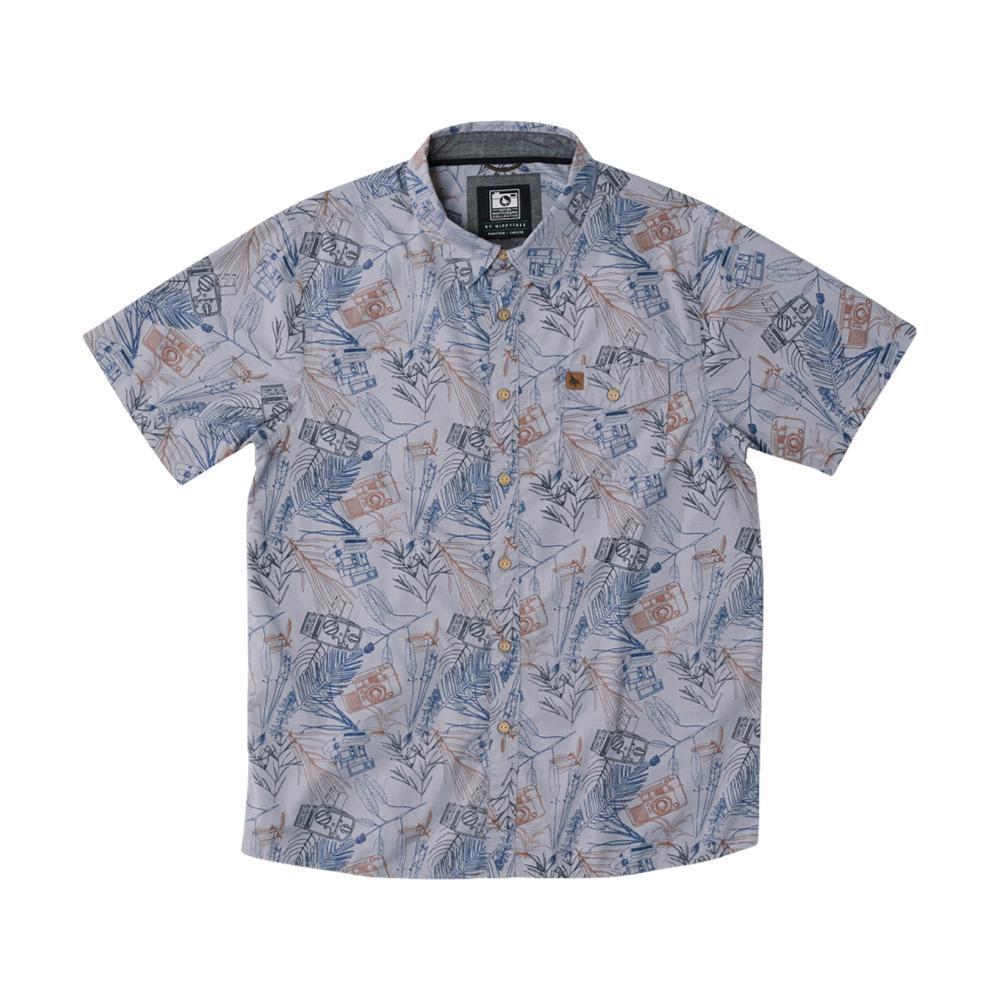 HippyTree Men's Safari Woven Shirt GREY