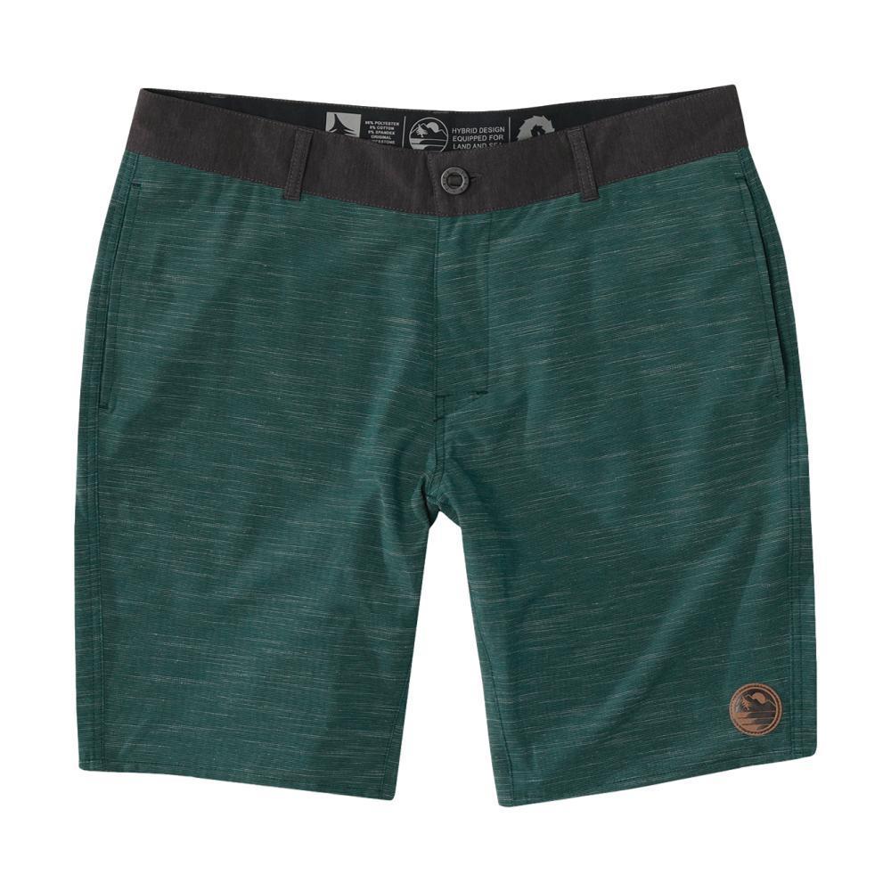 HippyTree Men's Tulsa Hybrid Shorts TEAL