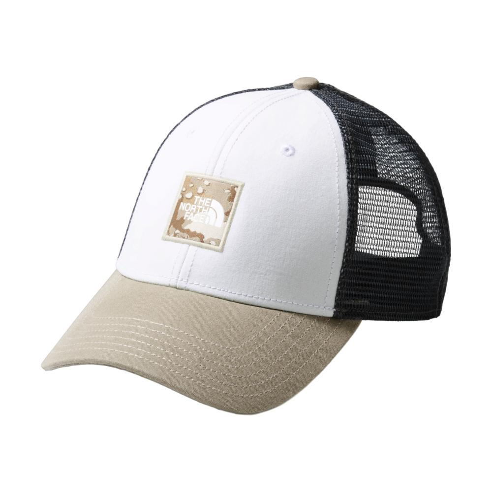 The North Face Box Logo Trucker Hat WHCAMO_BK4