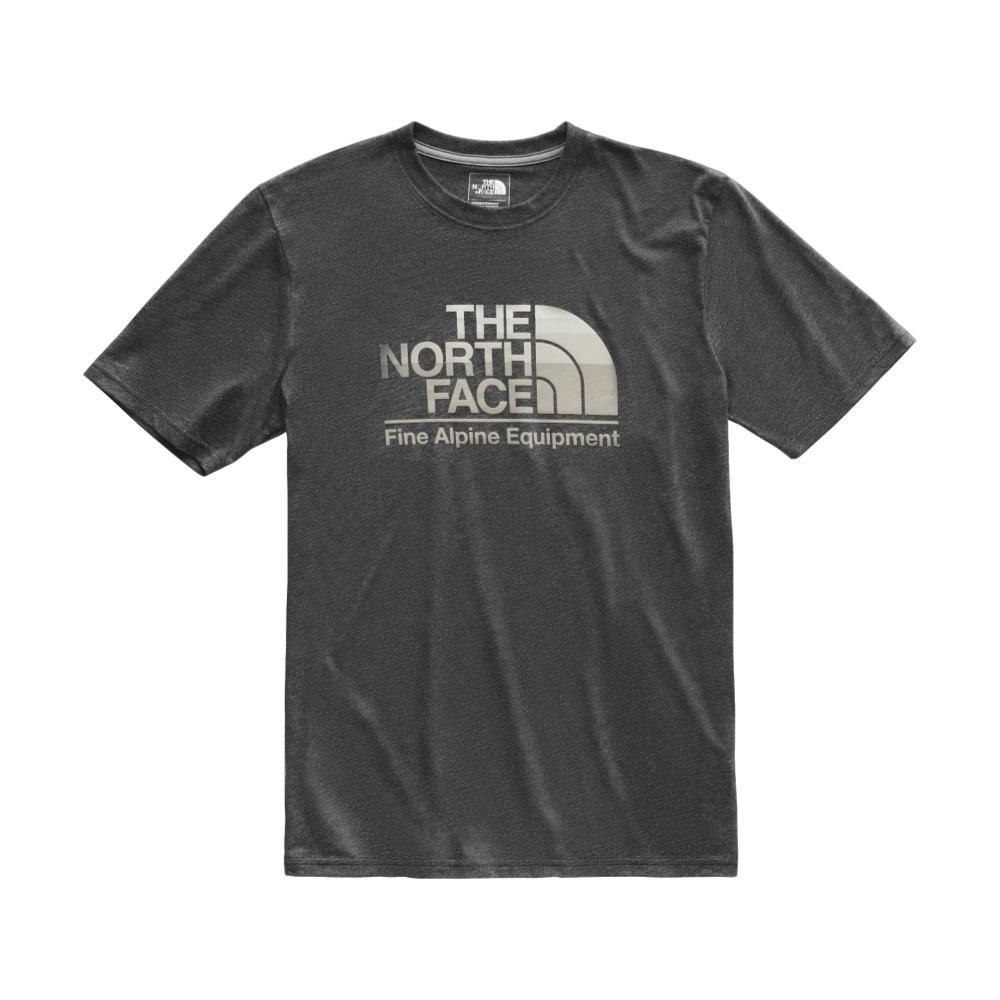 The North Face Men's Short Sleeve Retro Sunsets Tee DKGRY_DYZ