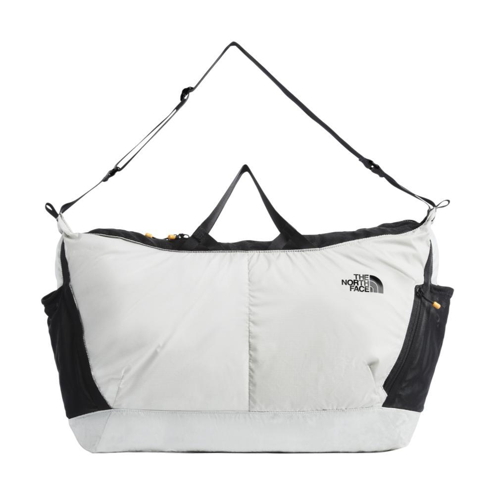 The North Face Flyweight Duffel TIN.GRY.BLK_5WH