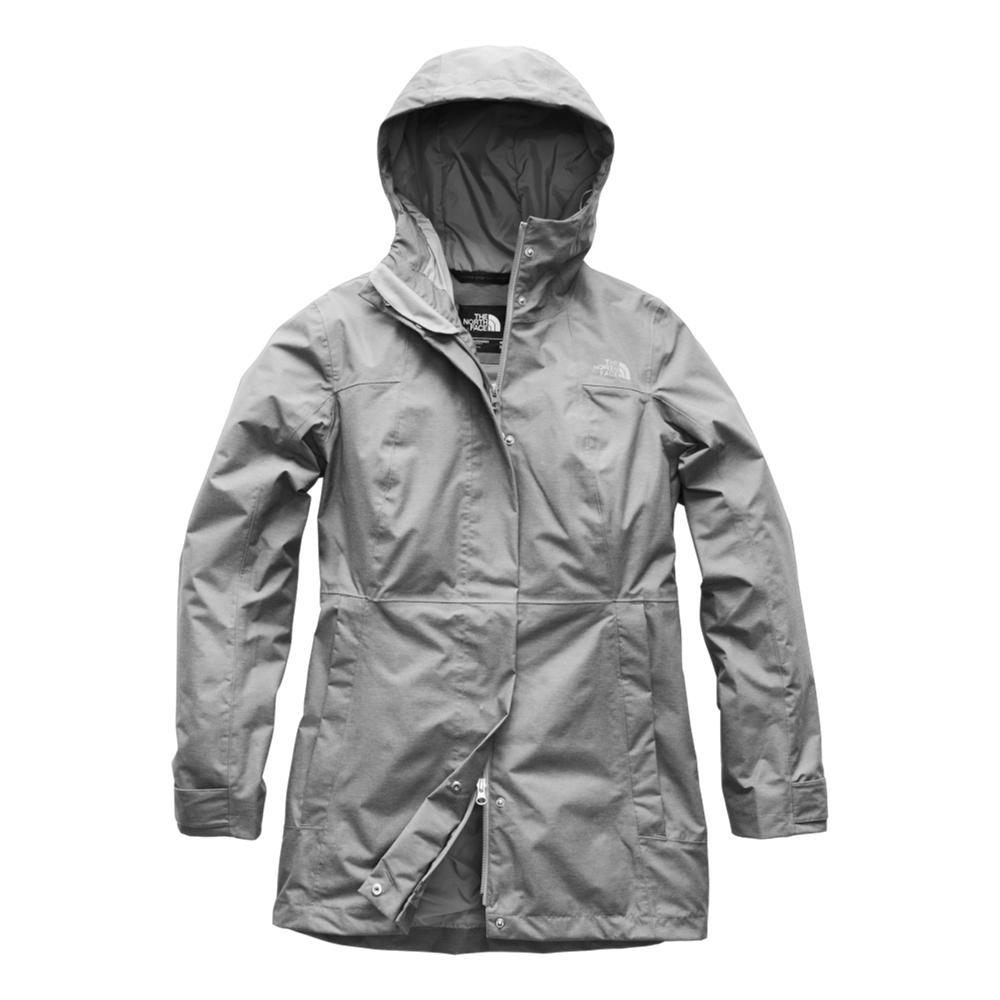 The North Face Women's City Midi Trench GREY_DYY