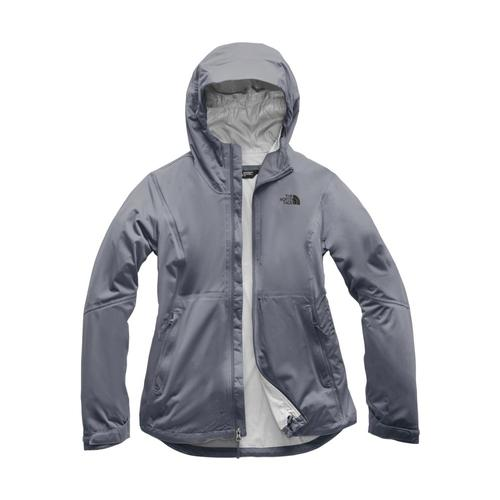 The North Face Women's Allproof Stretch Jacket Grey_3yh