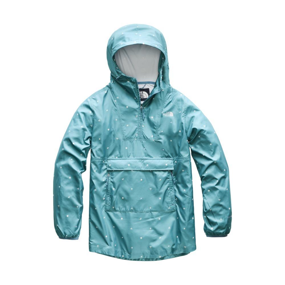 The North Face Women's Printed Fanorak BLUE_9WY