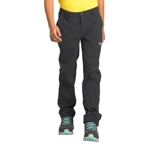 The North Face Girls Exploration Pants Grey_0c5